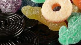Iskrzaści cukierki zbiory