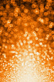 Iskrzasty Świąteczny światła tło Zdjęcia Stock