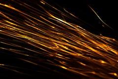 iskrzy abstrakcjonistycznego tło Fotografia Stock