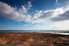 Islândia, costa sul Foto de Stock