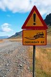 Islândia, Europa do Norte Imagens de Stock