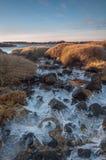 Islândia gelada Foto de Stock