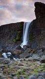 Islândia: Parque nacional de Thingvellir Fotografia de Stock Royalty Free