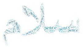 Islã; Uma religião da paz foto de stock