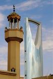 Islão - golfo árabe Imagem de Stock Royalty Free