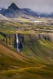 Isländische Gletscher - Snæfellsjökull Stockfotos