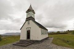 Isländische Kapelle Lizenzfreie Stockbilder