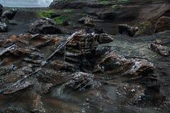 Isländische Natur Stockfotos