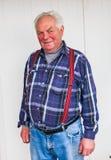Isländischer Mann Lizenzfreie Stockfotografie