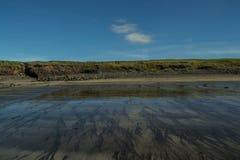 Isländischer Sommer stockfotos