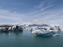 Isländisches landscape3 Lizenzfreies Stockbild