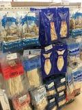 Isländsk mat i ett lager Royaltyfri Foto