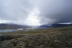 Isländsk natur Royaltyfria Foton