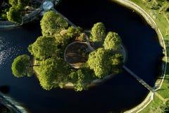 Isla Imagen de archivo libre de regalías