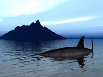 Isla 2 Foto de archivo libre de regalías