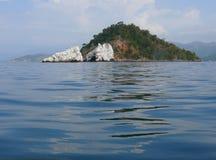 Isla Foto de archivo libre de regalías