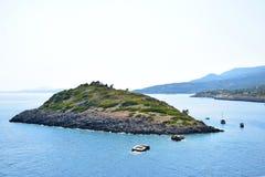 Isla Fotografía de archivo