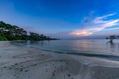 Isla Andaman de Neills fotos de archivo libres de regalías