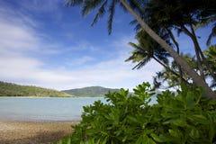 Isla Australia de Hayman Imagen de archivo