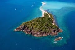 Isla Australia del Pentecostés Fotografía de archivo