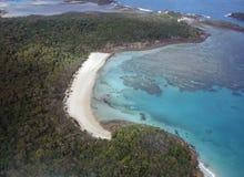 Isla australiana Foto de archivo