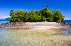Isla Coiba Panama Royalty Free Stock Photos
