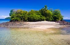 Isla Coiba Panama Photos libres de droits