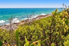 Isla Contoy landscape, Mexico Stock Images