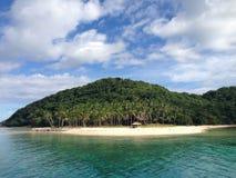 Isla Coron del paraíso Fotos de archivo libres de regalías