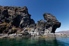 Isla Coronado Mexico 20 royaltyfri foto