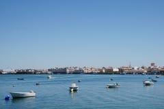 Isla Cristina Royaltyfri Fotografi