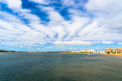 Isla Cristina Royalty Free Stock Images