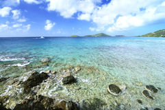 Isla Culebra Royalty Free Stock Photography