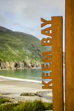 Isla de Achill Fotos de archivo libres de regalías