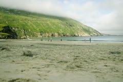 Isla de Achill Imagenes de archivo