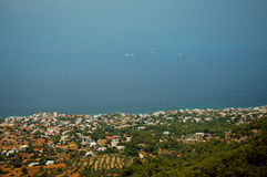 Isla de Aegina Foto de archivo