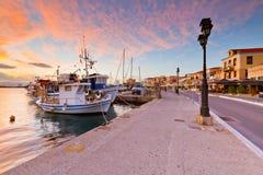 Isla de Aegina Foto de archivo libre de regalías
