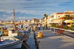 Isla de Aegina Fotografía de archivo libre de regalías
