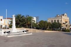 Isla de Aegina en Grecia Fotografía de archivo