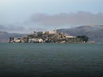 Isla de Alcatraz Fotografía de archivo