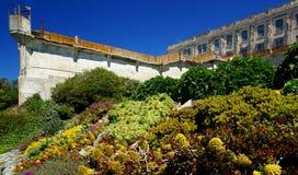 Isla de Alcatraz imágenes de archivo libres de regalías