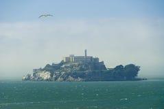 Isla de Alcatraz, San Francisco fotografía de archivo
