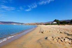 Isla de Andros, Grecia Fotografía de archivo libre de regalías