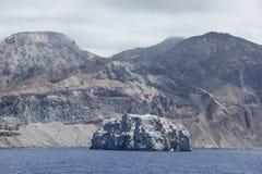 Isla de Ascensión imagen de archivo