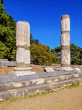 Isla de Asclepeion de Kos Fotografía de archivo libre de regalías