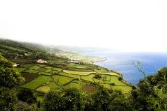 Isla de Azores - Portugal fotografía de archivo
