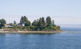 Isla de Bainbridge Imágenes de archivo libres de regalías