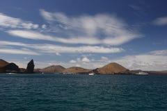 Isla de Bartolomé foto de archivo libre de regalías