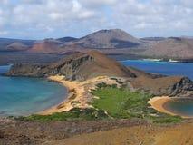 Isla de Bartolome Fotos de archivo libres de regalías