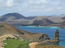 Isla de Bartolome Fotografía de archivo libre de regalías
